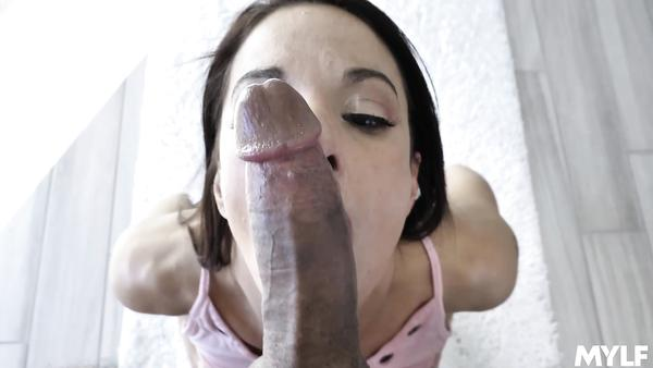 Amateur homemade pornography with cunvy MILF Eva Long in POV javhd