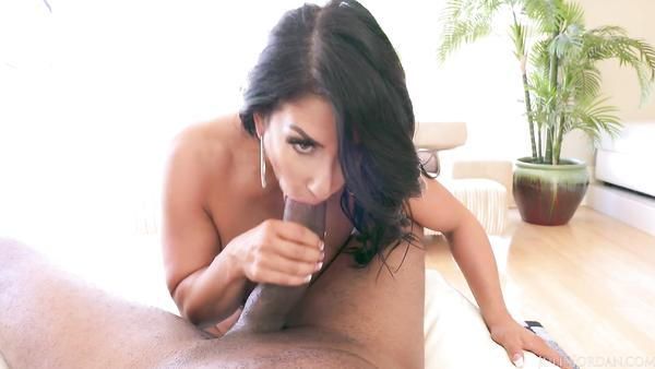 Mutant BBC For Busty MILF Raven Hart And Her Deep Pussy brazzers com