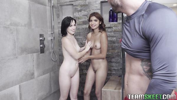 Young Girl Hazel Heart And Her Step Setra Remi Jones In Group Porn sex vidios